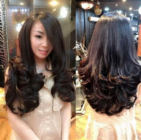 options long hairstyles  oval faces goostylescom