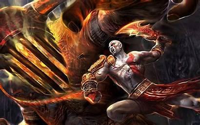 God War Kratos Wallpapers 4k Pc Desktop