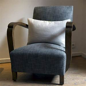Fauteuil Années 50 : le fauteuil ann es 50 tapisserie fauteuil pinterest accoudoir les ann es 50 et le lin ~ Dallasstarsshop.com Idées de Décoration