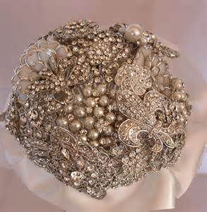 brooch bouquet tutorial cost and difficulty a brooch bouquet wedding