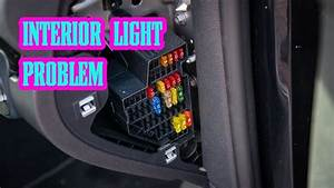 Vw Golf Mk6 Interior Lights Not Working  Fuse Box Fix