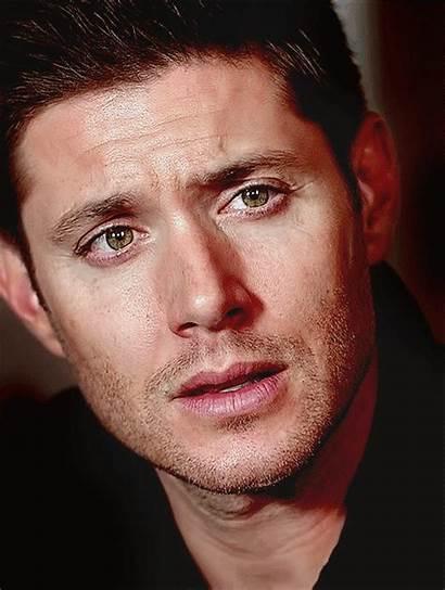Jensen Ackles Supernatural Lizzie Thin Kripke Winchester