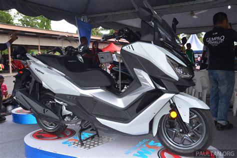 Sym Cruisym 300i Image by 2017 Sym Cruisym 300i Shown At Gempaq Penang 2 0 Image 638374