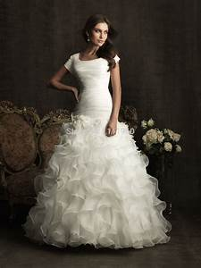 vintage retro design luxurious and dramatic medieval With organza ruffle wedding dress