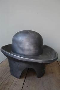 Chapeau De Lampe : ancien moule a chapeau ndustriel en metal 2 ~ Melissatoandfro.com Idées de Décoration