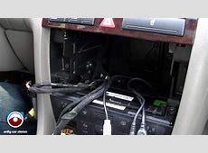 Audi Allroad 20022005 iPod AUX USB install Dension
