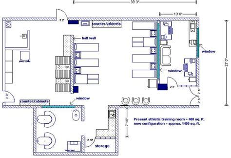 Athletic Training Athletic Training Room Design Resources