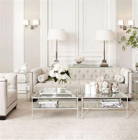 Elegant White Silver Living Room Sets  Best Site Wiring