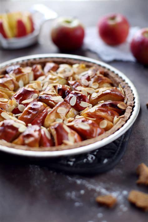 tarte aux pommes et p 226 te sp 233 culoos chefnini