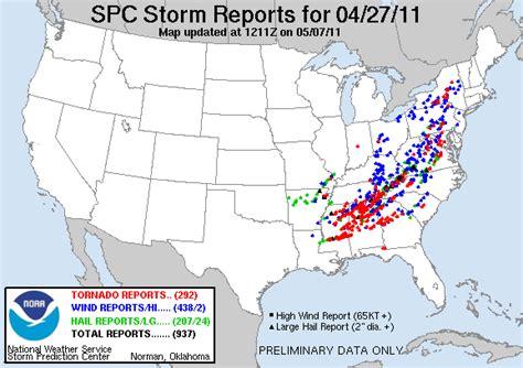 April 27, 2011 Tornado Outbreak