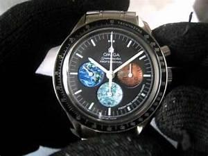 Omega Speedmaster From Moon to Mars NASA Watch 3577.50.00 ...