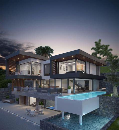 Luxe Moderne Villa In La Corona Javea Spanje  Spanje Specials