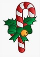 Candy Cane Clipart Walking Stick - Christmas Clip Art ...