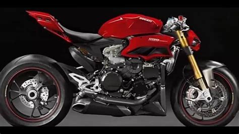 2017 Ducati Streetfighter Review Youtube