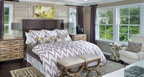 model home master bedroom pictures town new homes ideas 19204 | town hall north Delaney Master Bedroom by Rob Harris 750x400