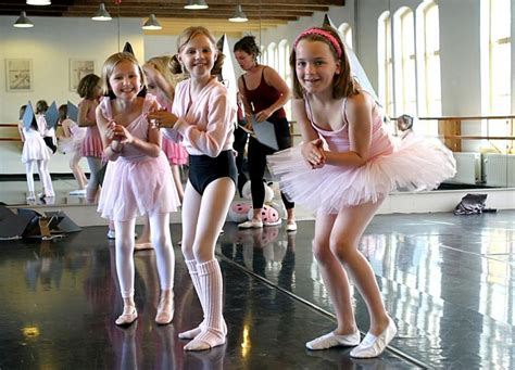 young girls grow   fast    ballet