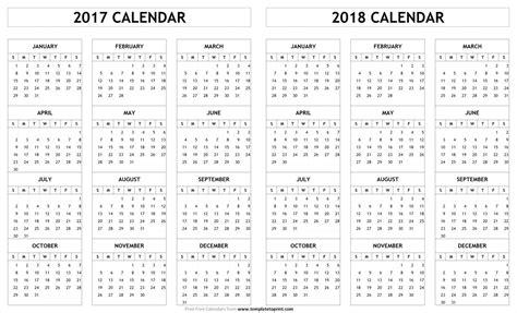 2017 2018 academic calendar template 2018 calendar pdf 2018 calendar with holidays