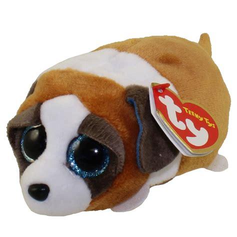 ty beanie boos teeny tys stackable plush gypsy  dog