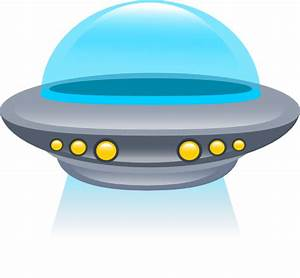 Free to Use & Public Domain Flying Saucer Clip Art
