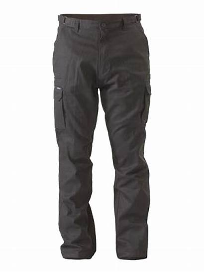 Cargo Pant Pants Transparent Clipart Bisley Pocket