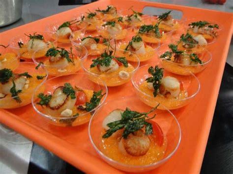 xeres cuisine verrine de potiron et jacques aux noisettes aurélie cuisine