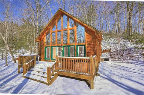 secluded cabin rentals smoky mountain 1 bedroom secluded cabin