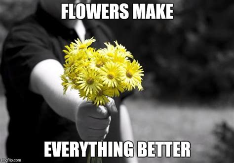Flower Meme - flowers imgflip