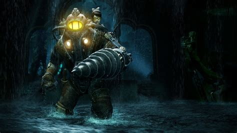 Bioshock Background Bioshock 2 Hd Wallpapers And Background Images Stmed Net
