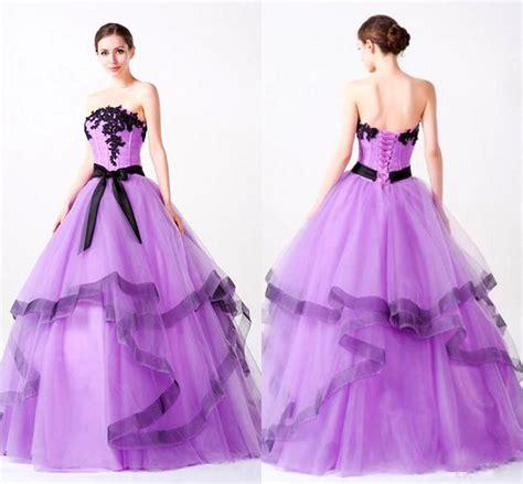 light purple gown light purple gown quinceanera dresses strapless lace