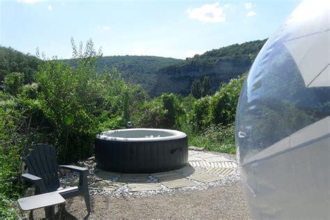 chambre d hote a rocamadour bulle cahors spa2 chambres d 39 hôte atypique