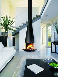 modern fireplace design 50 Best Modern Fireplace Designs and Ideas for 2019