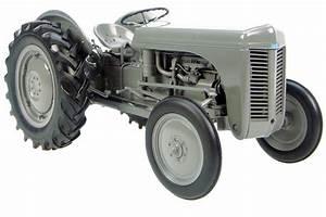 1 16 Massey Ferguson Te 20 Vintage Tractor Toy