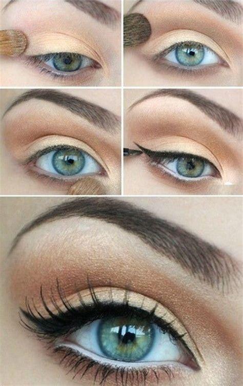 cat eye makeup    cat eyes step  step  minutes
