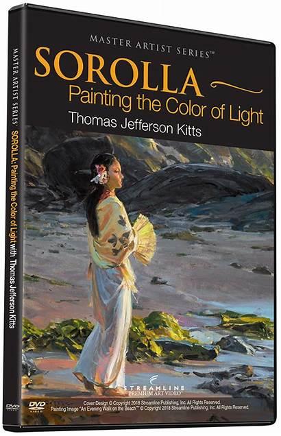 Painting Sorolla Thomas Jefferson Kitts Cesar Santos