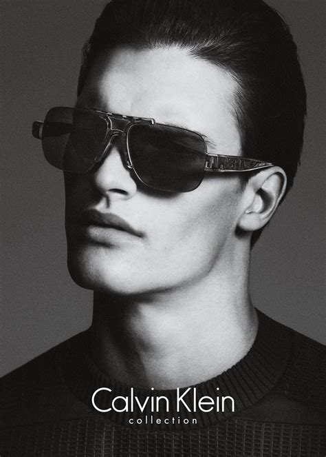 ad campaign calvin klein collection fw  ft matthew