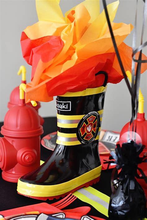karas party ideas firetruck birthday party karas party
