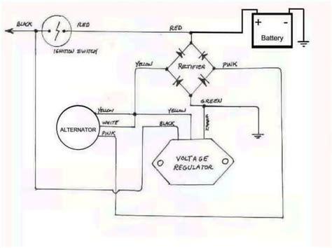 1974 Honda Cb450 Wiring Diagram by Battery Wiring Diagram Cl350 Motorcycle Tips Tricks