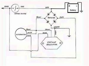 Battery Wiring Diagram Cl350