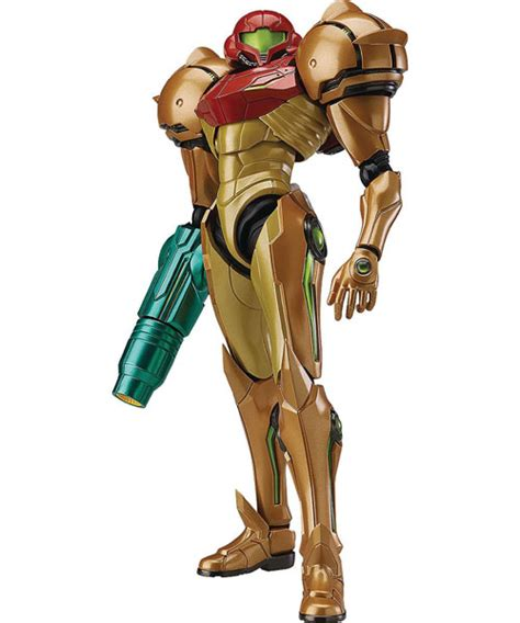Buy Merchandise Metroid Prime 3 Corruption Samus Aran