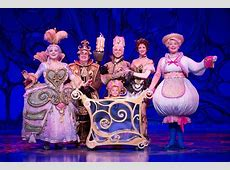 Disney's Beauty and the Beast Smash Hit Broadway Musical