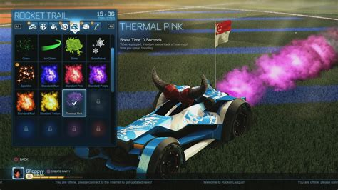Rocket Leaguze Garage by The Beautiful Rocket League S Simplicity And
