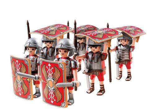 Römer-angriffstrupp Von Playmobil