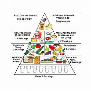 Printable Food Pyramid Worksheet