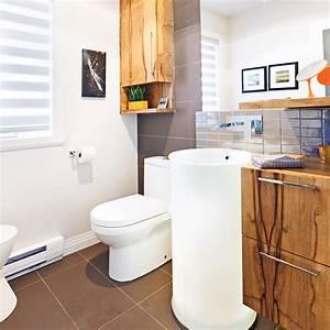 Deco Salle D Eau : une salle d 39 eau autour du lavabo salle de bain inspirations d coration et r novation ~ Teatrodelosmanantiales.com Idées de Décoration