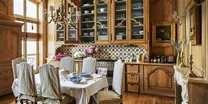 French, Country, Style, Interiors