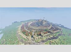 Aberon City Minecraft Project