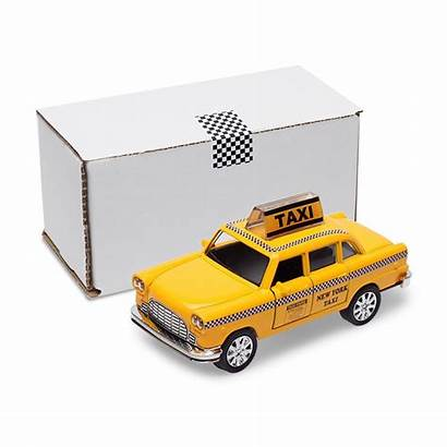 Taxi Cab Yellow Toy York Cast Action