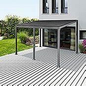 Pavillon Mit Lamellendach : sunfun anstellpavillon palma 3 x 4 x 2 4 m anthrazit bauhaus ~ Orissabook.com Haus und Dekorationen