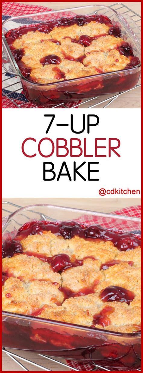 cobbler bake  delicious dessert