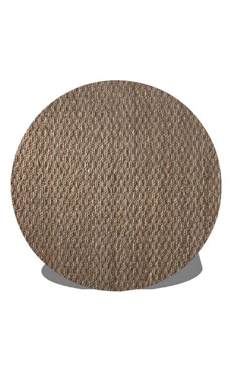 tapis sur mesure rond